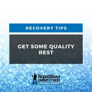 Get Some Quality Rest